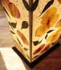 Φωτιστικό επιτραπέζιο με φύλλα