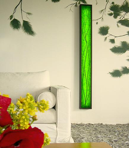 Φωτιστικό τοίχου καθιστικού απλίκα διακοσμητική